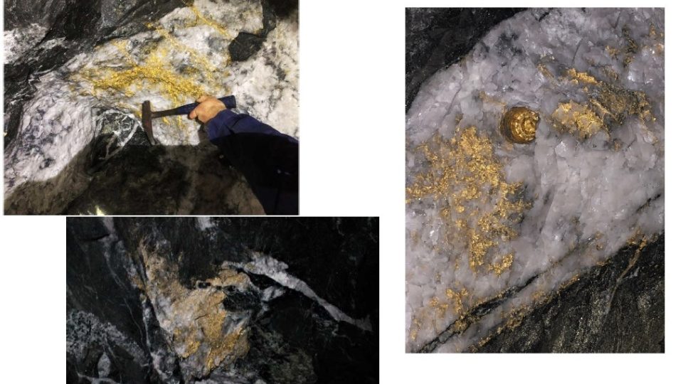 RNC Minerals has discovered rocks containing more than 9,000 ounces of gold at its mine in Western Australia. (CNW Group/RNC Minerals)