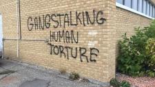 CTV vandalism