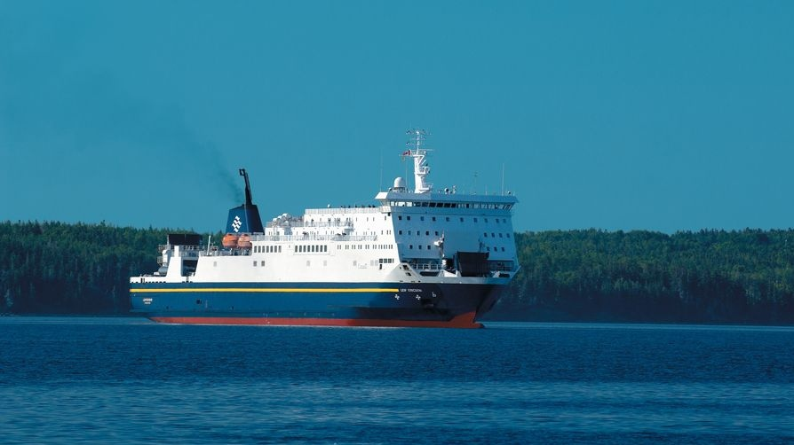 The MV Leif Ericson is part of the Marine Atlantic fleet, which travels between Cape Breton and Newfoundland and Labrador. (Marine Atlantic)