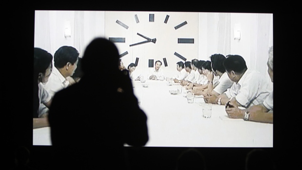 'The Clock' at the Tate Modern