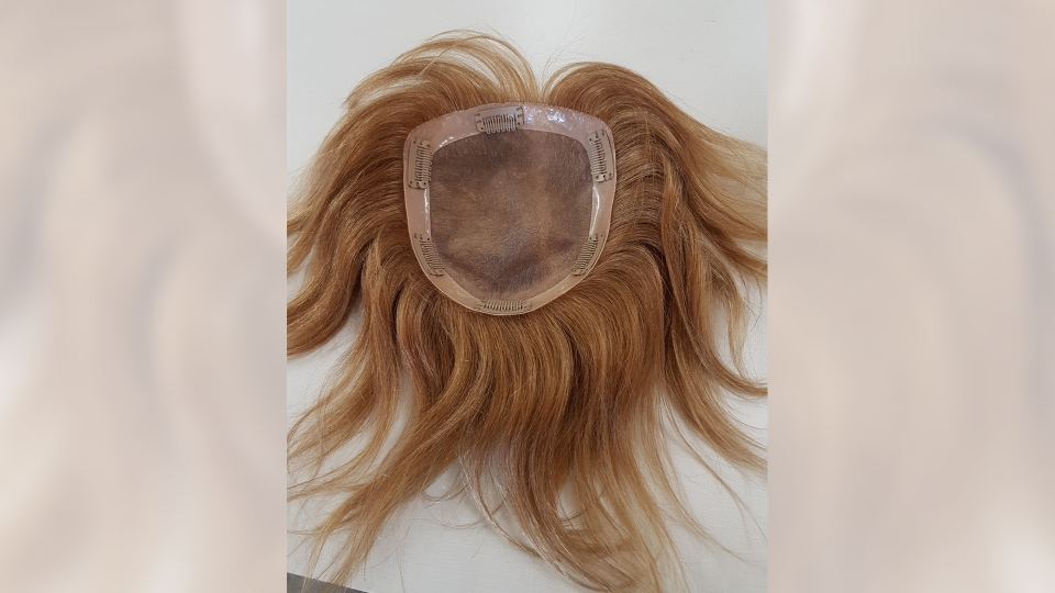 Police are searching for a suspect after someone broke into a Vancouver store and stole dozens of wigs.