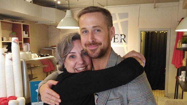 Ryan Gosling visits Toronto coffee shop that pursued star on Twitter