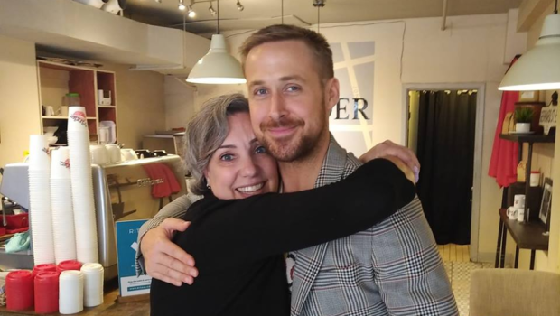 Social media prompts Ryan Gosling to drop into Toronto coffee shop