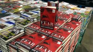 Copies of Bob Woodward
