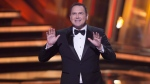 Norm Macdonald begins as host of the Canadian Screen Awards in Toronto on Sunday, March 13, 2016. (THE CANADIAN PRESS/Peter Power)