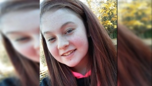 Lily Patricia Graves, 13, missing