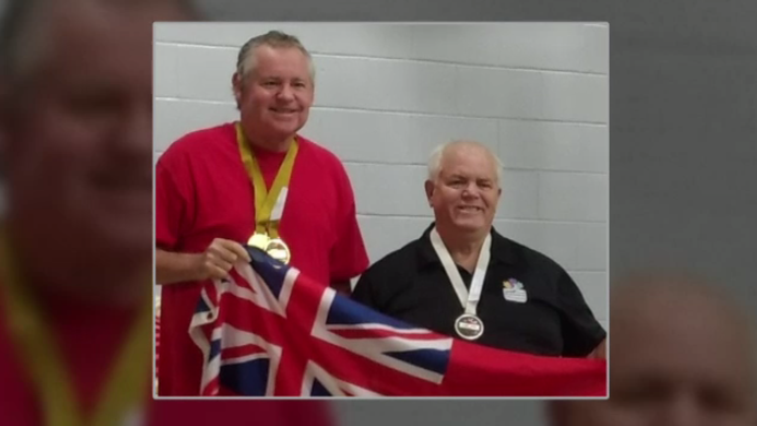 Scott Fraser overcame a stroke eight years ago to become one of Ontario's top senior swimmers.