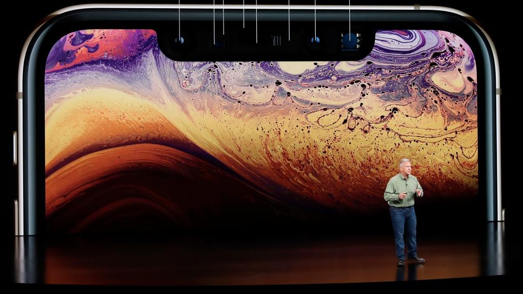 Apple Unveils Three New Iphones Including Bigger Pricier
