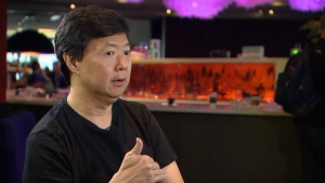 Ken Jeong appears on CTV News Channel's Pop Life