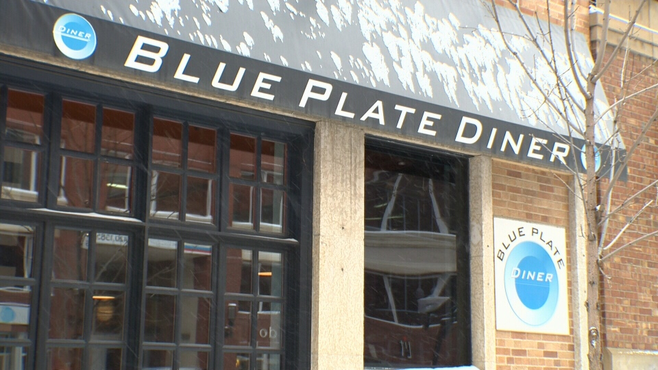 The future of Blue Plate Diner is unknown until a development proposal at 10145 104 Street requests approval from the city.