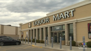 Police said between April 18 and July 1, a suspect stole $5,150 worth of liquor in 18 incidents at Winnipeg Liquor Marts.