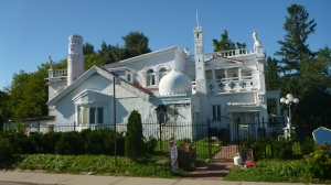 Maybourne home