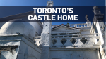 Toronto 'castle' home sells for $760,000