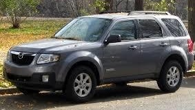 OPP searching for missing 35-year-old man believed to be driving a Mazda Tribute with Ontario licence plate CFJF 068. (OPP Handout photo)
