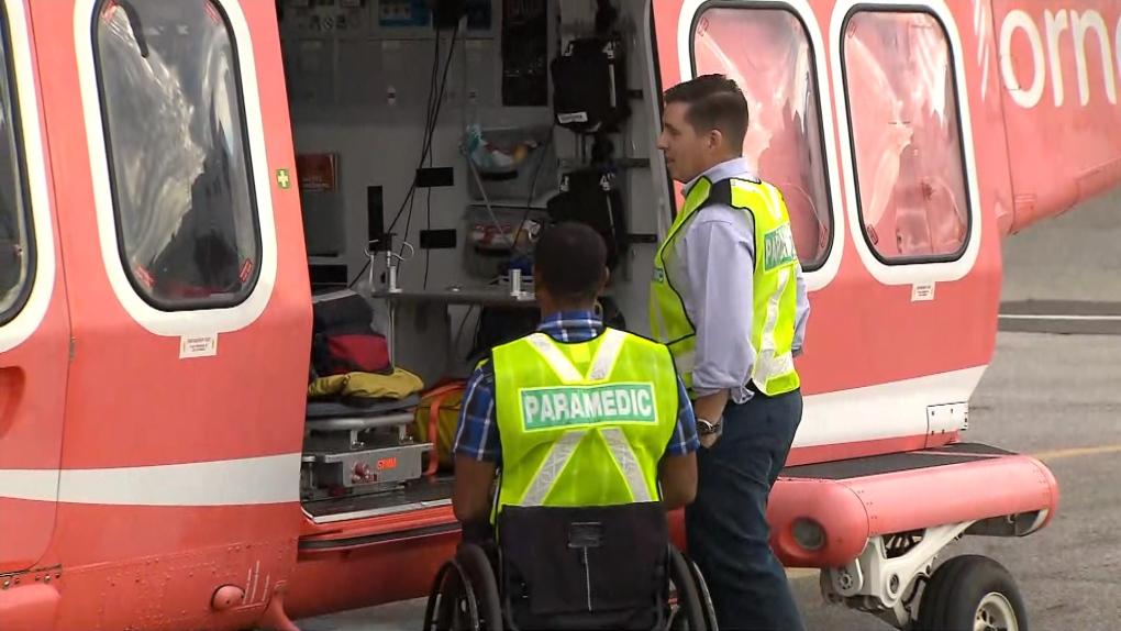 Ornge paramedics