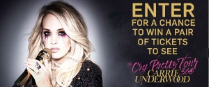 Carrie Underwood Rotator