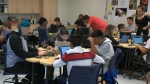 School focuses on tech