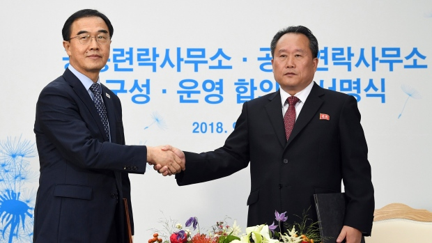 North Korea abruptly withdraws staff from South Korea liaison office
