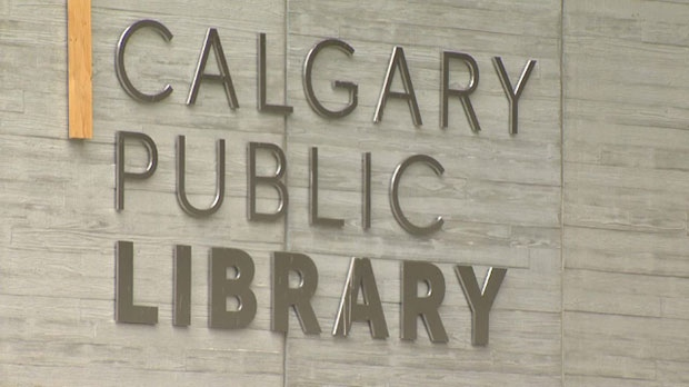 The Calgary Public Library has launched a home delivery service for those in self-isolation. (File photo)