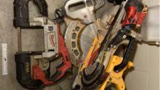 construction equipment cambridge stolen