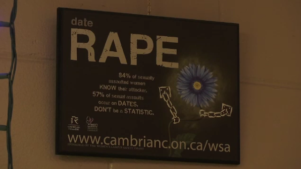 Date rape statistics