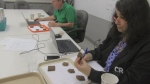 Consumer Reports testers analyze energy bars for nutrition and taste.