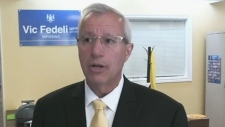 Fedeli weighs in on notwithstanding clause
