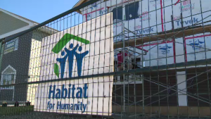 Habitat for Humanity will build a 78-home subdivision in Spryfield, N.S.