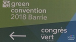 Green Party holds convention in Barrie