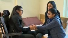 Minhas family - Rehabilitation after Texas crash