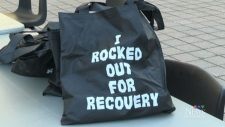 5th annual Rockin' Out for Recovery