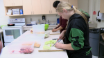 Students leading more nutritious lives