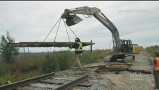 Feds to pay $117M for Churchill rail