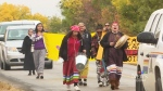 Treaty 4 walk aims to end violence