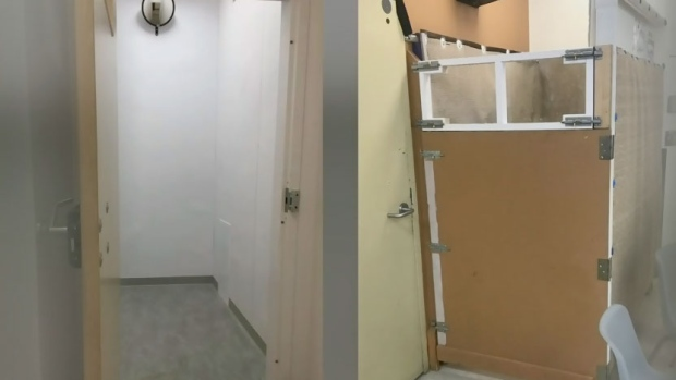 Inclusion Alberta says it is not clear how many schools have seclusion rooms or how often they are used.