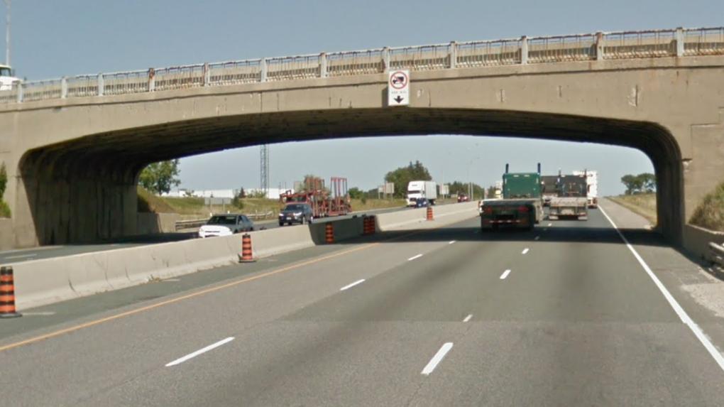Norwich Ave. bridge (Google)