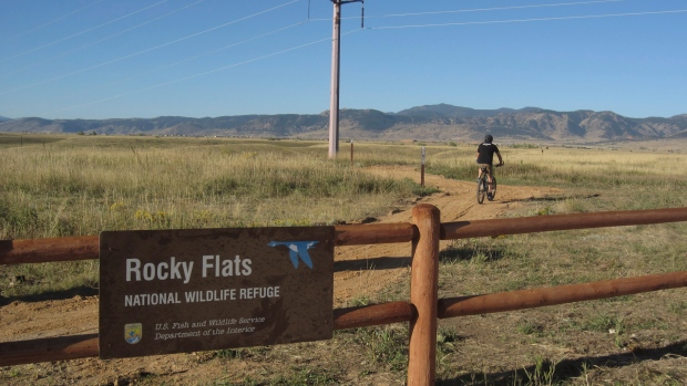 Rocky Flats National Wildlife Refuge