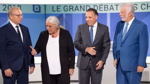 Quebec election immigration