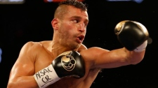 Montreal-born fighter David Lemieux
