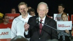 Former PM Jean Chrétien shows support to N.B. Libe