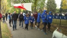 Saskatoon leg of the Terry Fox run