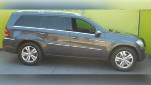 Police said the suspect is believed to be driving a dark grey 2010, Mercedes Benz GL350 Bluetec SUV with Saskatchewan license plate 897 HMX. (Source: RCMP).