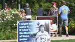 Terry Fox run raised thousands of dollars on Sunday.