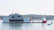HMCS Harry DeWolf