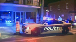 St. Jean sur Richelieu police began investigating the shooting, but called in the SQ for assistance.