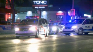 The stabbing took place in the parking lot of Tonic Resto-Bar on Pierrefonds Blvd. in Ste. Genevieve