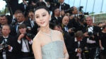 Actress Fan Bingbing poses for photographers upon arrival at the opening ceremony of the 71st international film festival, Cannes, southern France, Tuesday, May 8, 2018. (Photo by Joel C Ryan/Invision/AP)