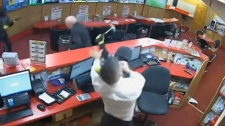 83-year-old helps fight off armed robbers