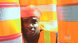 Traffic cones: the music video