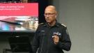 Tom Sampson, Chief of Calgary Emergency Managemen